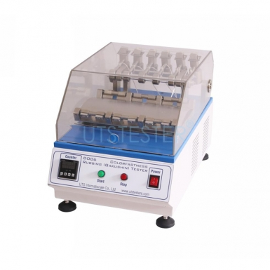 fabric Colorfastness Rubbing Tester